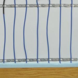 Фото Теплые полы , tehni-x Кабель нагревательный двухжильный Tehni-x SHDN-1400 площадь обогрева 5.25-7.0 кв.м
