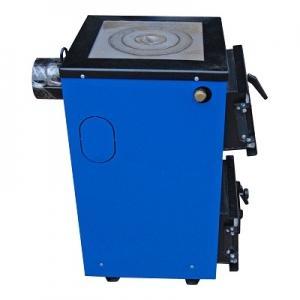 Фото Теплые полы , tehni-x Твердотопливный комбинированный котел Tehni-x КОТВ 15 УП Премиум мощность15 кВт