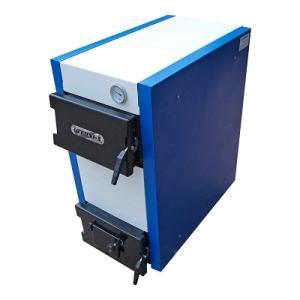 Твердотопливный комбинированный котел Tehni-x КОТВ 30 УВ Премиум мощность 30 кВт