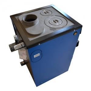 Фото Теплые полы , tehni-x Твердотопливный комбинированный котел Tehni-x КОТВ 18 УП Тайга-мини мощность 18 кВт