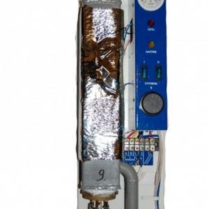 Фото Теплые полы , tehni-x Котел электрический Tehni-x КЭО 9 Универсал мощность 9 кВт