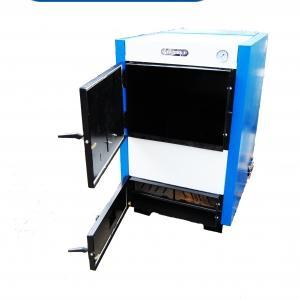 Твердотопливный котел длительного горения Tehni-x КОТВ 50-70 ДГ professional мощность 70 кВт