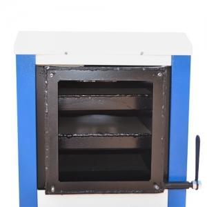 Фото Теплые полы , tehni-x Твердотопливный комбинированный котел длительного горения Tehni-x КОТВ 35 ДГМ professional мощность 35 кВт