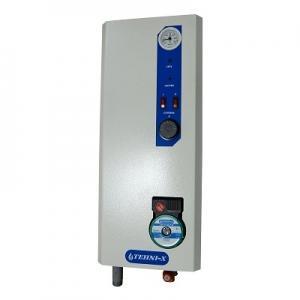Котел электрический Tehni-x КЭО 3 Премиум с встроенным циркуляционным насосом мощность 3 кВт