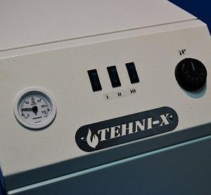 Фото Теплые полы , tehni-x Напольный электрокотел Tehni-x КЭО 30 Пром Мощность 30 кВт