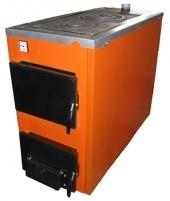 Фото Отопление, Котлы газовые напольные, термобар Твердотопливный котел с плитой ТермоБар АКТВ-20