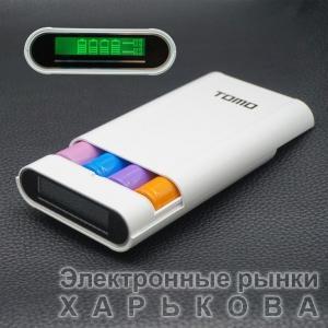 Tomo  Универсальный внешний аккумуляторный банк с индикацией заряда - Терморегуляторы бытовые на рынке Барабашова