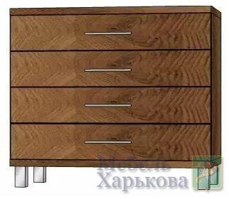 Комод К-41 - Тумбы и стойки под телевизор и аппаратуру в Харькове