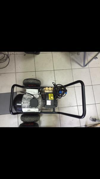 Аппарат высокого давления для мойки hawk nmt 1520