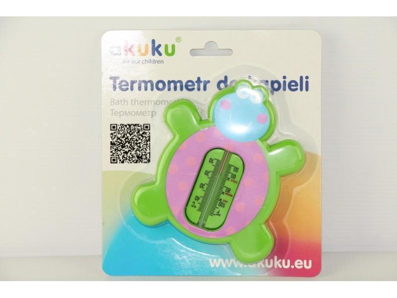 "AKUKU Термометр для воды ""Черепашка"""