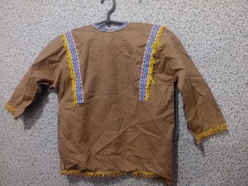 Карнавальный костюм Индеец 1