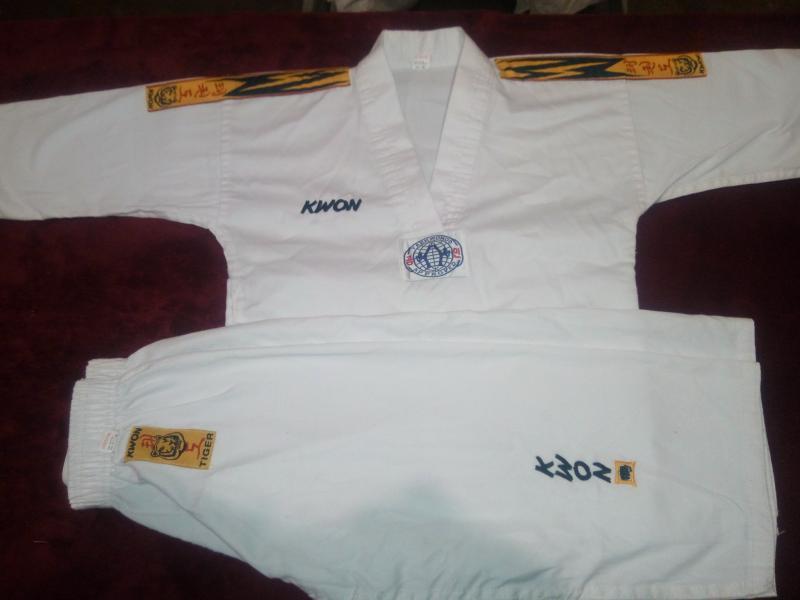 Кимоно фирменное Kwon 100-110