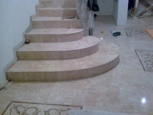 Фото Строительство лестниц Строительство винтовых бетонных лестниц