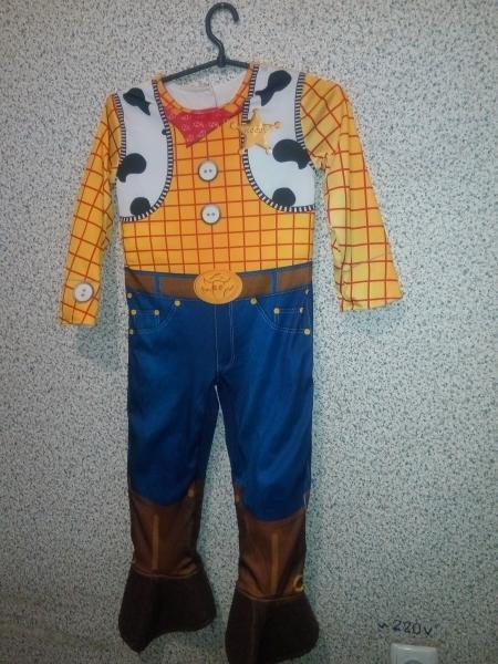 Двухсторонний карнавальный костюм БАЗ и Вудди