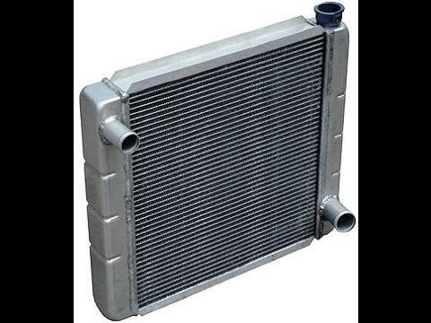 Фото Услуги по ремонту, Капитальный ремонт автомобилей и тракторов Ремонт и изготовление радиаторов охлаждения к автомобилям.