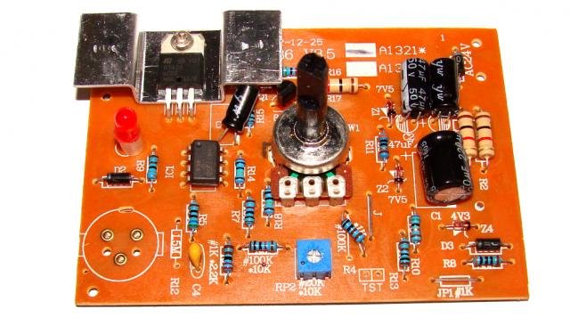 Плата контроллер термостата для паяльной станции A1321