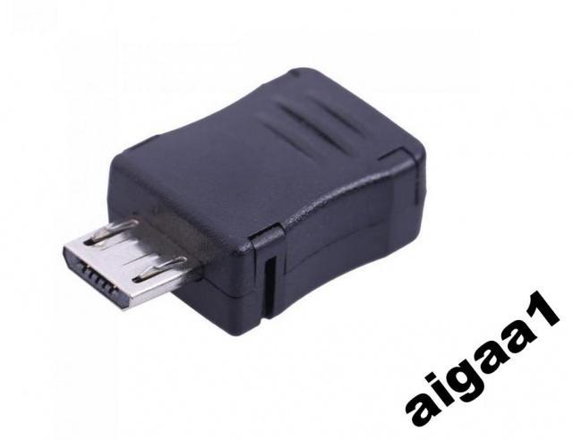Штекер micro USB 5pin