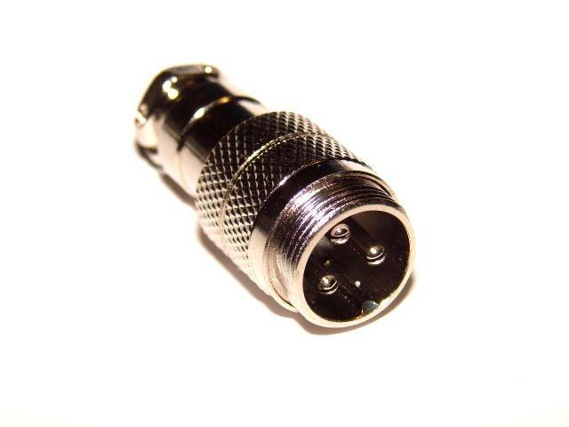 Штекер кабельный 3pin