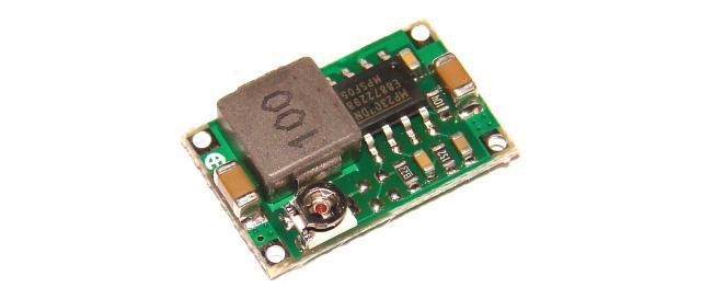 Преобразователь Mini360, понижающий DC-DC