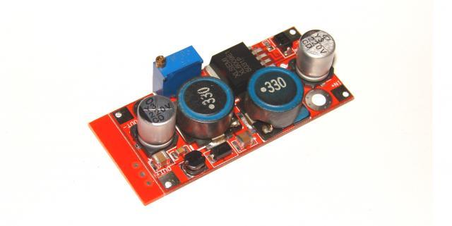 Стабилизатор на XL6009 вверх вниз 1.25-35 В выход