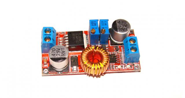 Зарядное для литиевых аккумуляторов 5А , блок питания