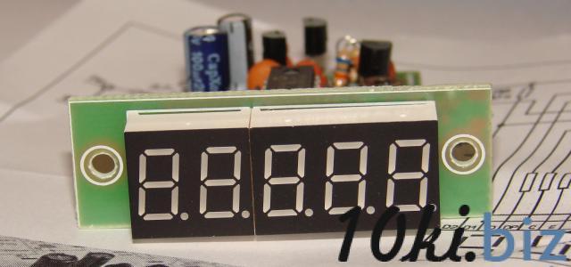 Цифровая шкала - частотомер с пятиразрядным 0,36« светодиодным индикатором купить в Полтаве - Частотомеры