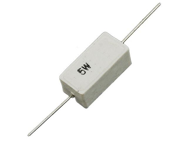 Резистор керамический 5 W 0,1 R