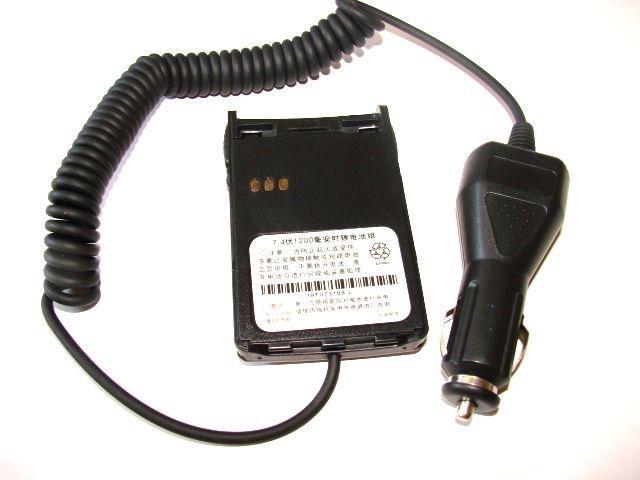 Автомобильный адаптер для радиостанции Puxing