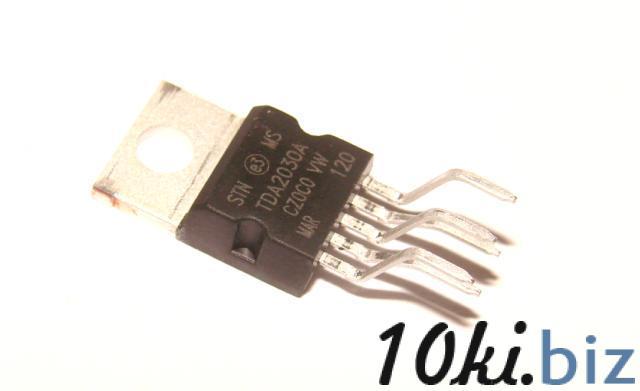 Микросхема TDA2030 Интегральные микросхемы в Украине