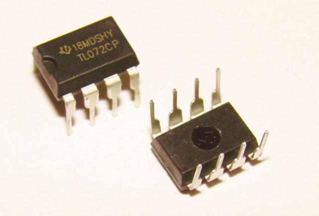Микросхема TL072