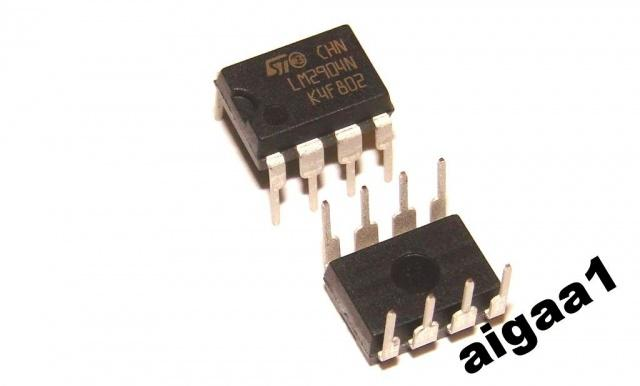 Микросхема LM2904