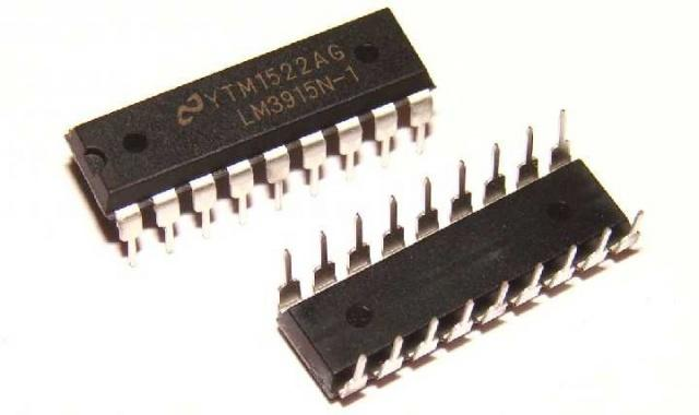 Микросхема LM3915