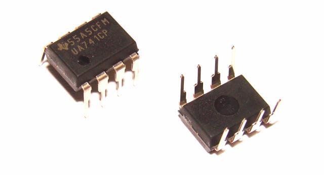 Микросхема UA741CP