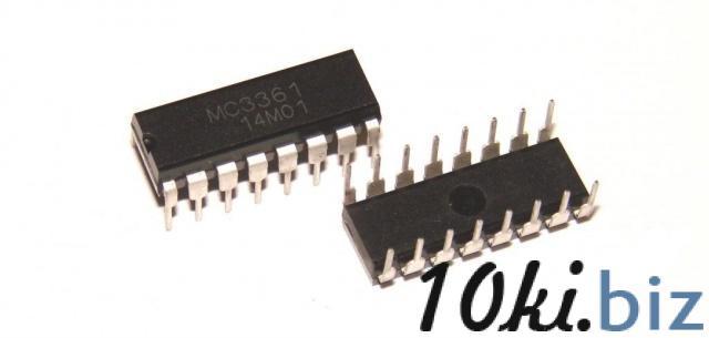 Микросхема MC3361 Интегральные микросхемы на Электронном рынке Украины