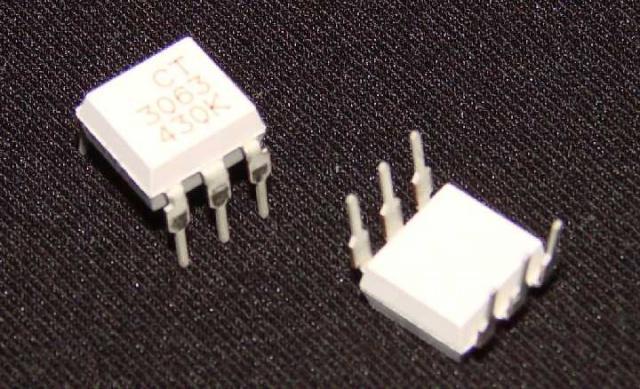 Микросхема MOC3063