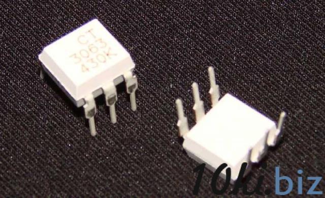 Микросхема MOC3063 Интегральные микросхемы на Электронном рынке Украины