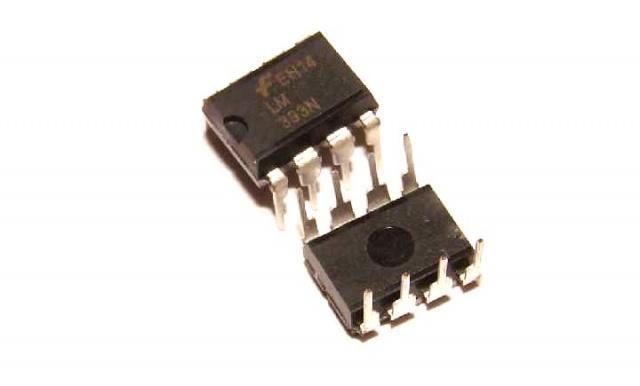 Микросхема LM393