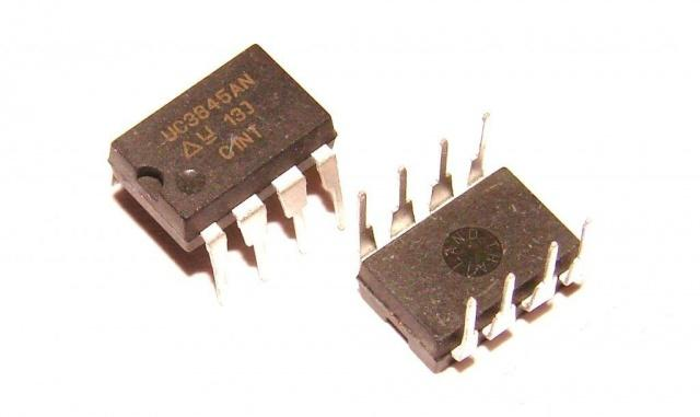 Микросхема UC3845AN