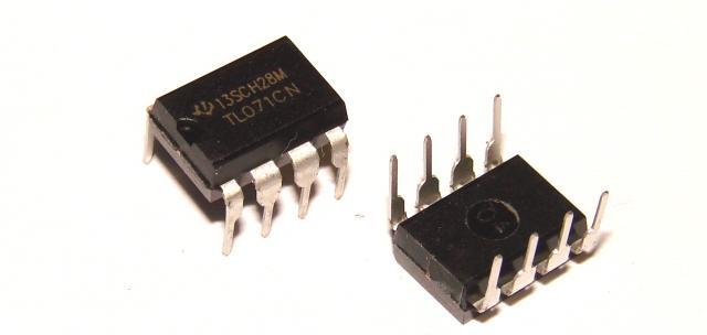 Микросхема TL071