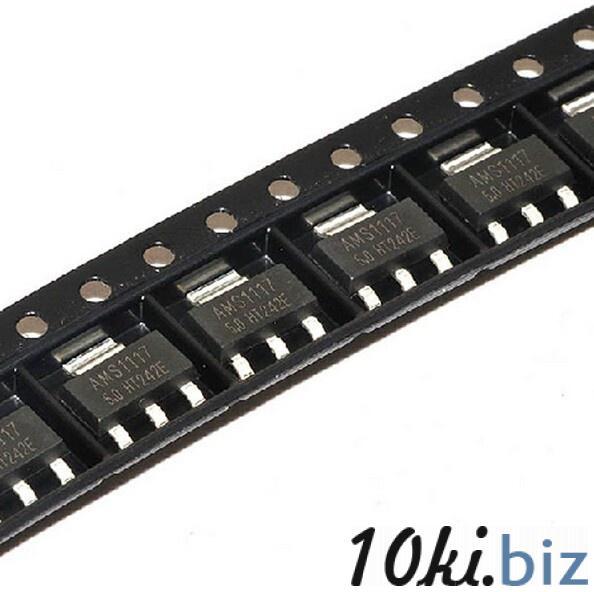 Микросхема стабилизатор AMS1117 5V 1А Интегральные микросхемы в Украине