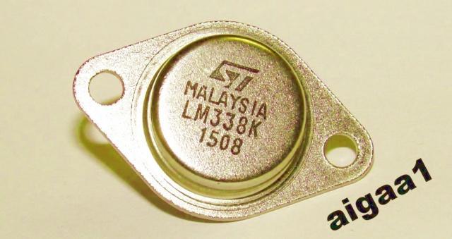 Микросхема LM338K
