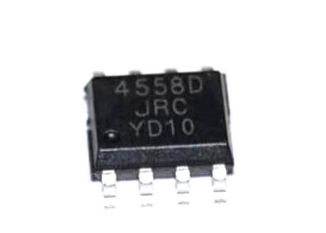 Микросхема JRC4558 SMD