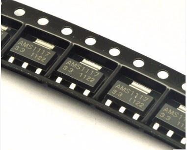 Микросхема стабилизатор AMS1117 3,3V