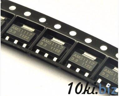 Микросхема стабилизатор AMS1117 3,3V купить в Полтаве - Интегральные микросхемы
