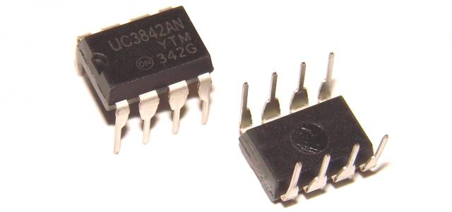 Микросхема UC3842AN