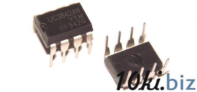 Микросхема UC3842AN Интегральные микросхемы в Украине