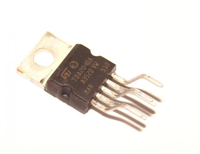 Микросхема TDA2040
