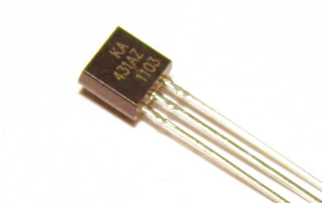 Микросхема KA431 ( TL431 )