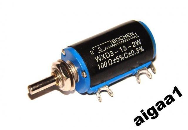 Резистор многооборотный BOCHEN 100 Ом 2 Вт