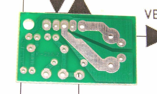 Плата Регулятор мощности 1/5 кВт 220В